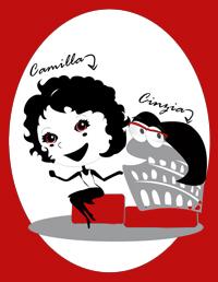 """Cinzia e Camilla del Bed&Breakfast Roma """"La Roma di Camilla"""""""